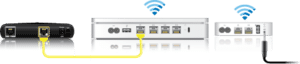 Apple Airport Express WDS Extended Legacy Configuration