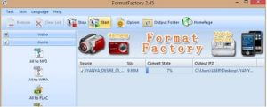 Using Format Factory To Convert Almost Any File | Full