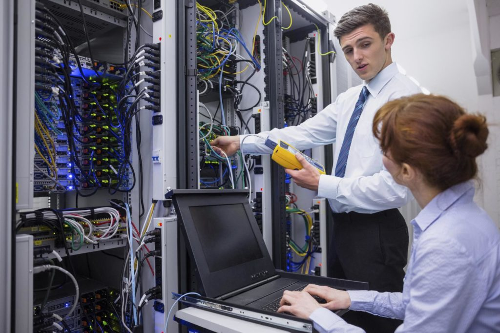 managed it   Full Spectrum Computer Services